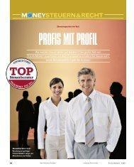 M neySTeuern&rechT - Schaffer & Partner
