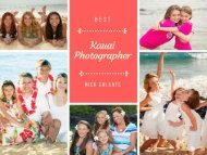 Kauai Photographer - Nickgalantephotography