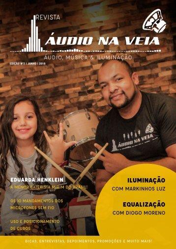 Revista AudioNaVeia 2ª Edição