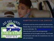 Hampton Bays Car Service