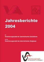 Jahresbericht 2004 fertig.qxd - VAEB