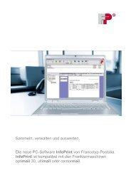 InfoPrint - Francotyp Postalia