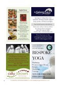 The Village Voice: August September 2018, Milford on Sea - Page 4