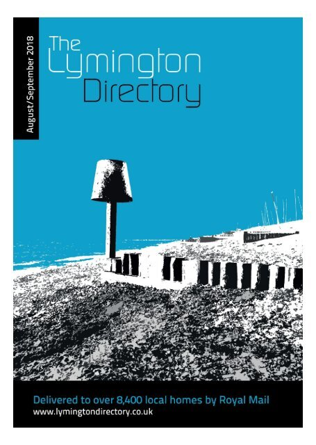 The Lymington Directory August/September 2018