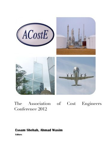 Presenter Biographies and Abstracts - click here - ACostE