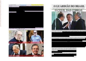 Jornal OGdB - Prova de Impressão - 1ª Edição