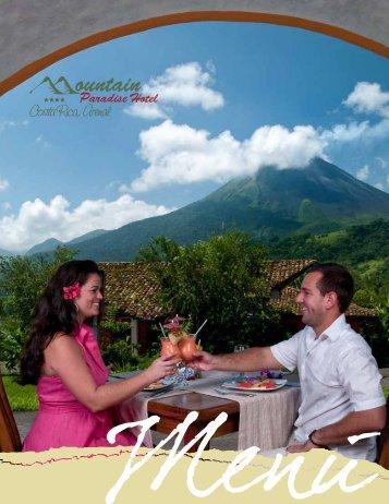 Ver Menú - Hotel Mountain Paradise