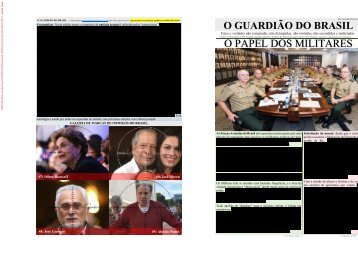 Jornal OGdB - Prova de Impressão - 2ª Edição