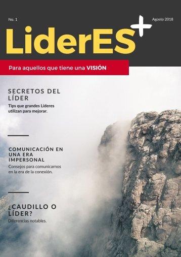 Revista Líderes+ LíderEsPositivo