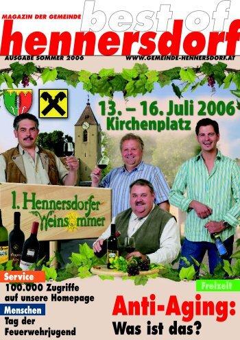 New Title - Gemeinde Hennersdorf
