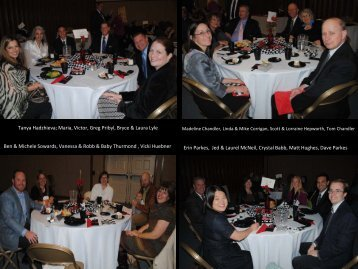 Tanya Hadzhieva; Maria, Victor, Greg Pribyl, Bryce & Laura Lyle Ben ...