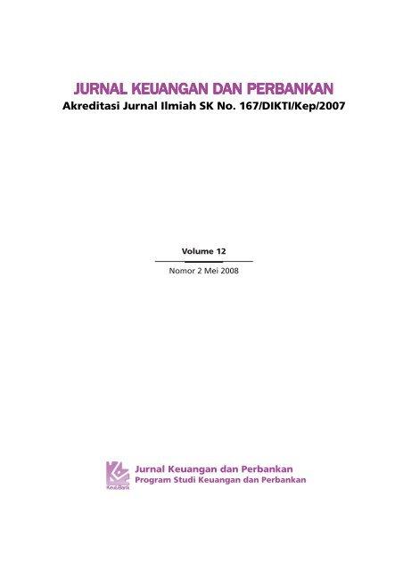 Jurnal konsentrasi manajemen keuangan