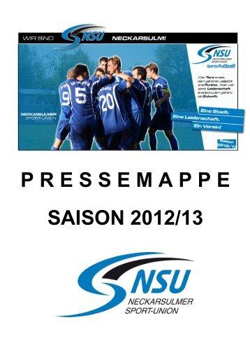 landesliga-saison 2012/13 - Neckarsulmer Sport-Union