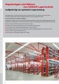 Regalanlagen & Bühnen - Seite 3