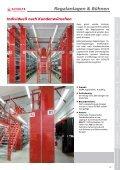Regalanlagen & Bühnen - Seite 4