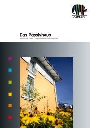 Das Passivhaus - Caparol