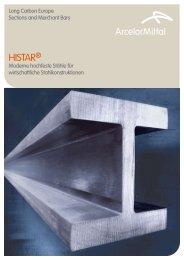 HISTAR® - Stahlbau Zentrum Schweiz
