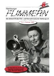 Die Reisefilme der Hapag - Film- und Fernsehmuseum Hamburg