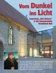 """Vom Dunkel ins Licht Sammlung """"Alte Meister"""" - Bürgerinitiative Pro ..."""