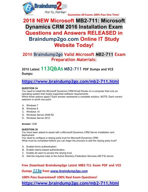 2017 pdf free download] latest microsoft 70-412 pdf practice.
