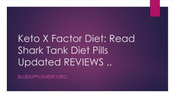 Keto X Factor : Where to Buy ? Price, Reviews & Buy | Newsletter ...