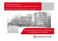 Agenturbezirk Heilbronn - Volkshochschule Heilbronn