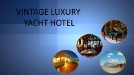Affordable Yacht Hotel in Yangon
