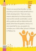 After School Childcare Activities That Aids in Their Development - Page 2