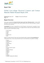 lowvoltage-electrical-contactscontact-materials-market-22-24marketreports