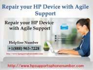 Dial +1(888) 963-7228 HP Support repair Phone Number For HP desktop Service team USA
