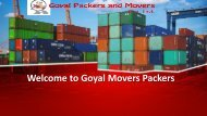 Packers and movers in Ambala