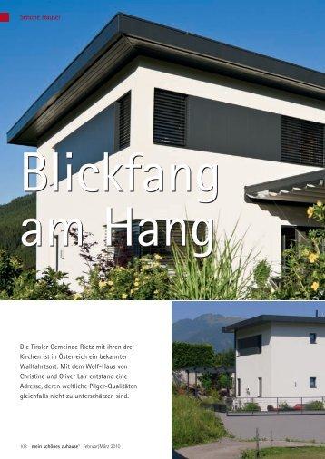 Wolf Haus Burkardroth – Wohn-design