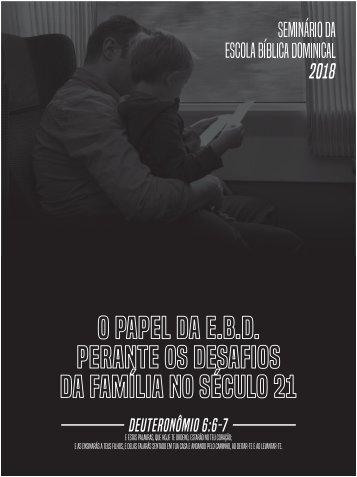 Apostila Impressa 1ª Edição 2018