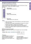 Sony NWZ-B143 - NWZ-B143 Istruzioni per l'uso Rumeno - Page 2