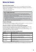 Sony MHS-PM5 - MHS-PM5 Consignes d'utilisation Allemand - Page 5