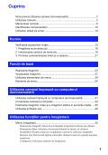 Sony MHS-PM5 - MHS-PM5 Consignes d'utilisation Roumain - Page 7