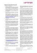 E-Mail to Fax Auftrag - Hetzner Online AG - Seite 5