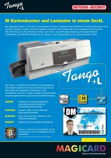 Tango - Heyden Securit
