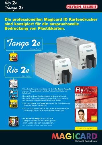 Rio 2e Tango 2e - Heyden Securit