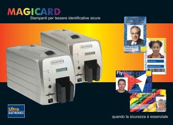 Stampanti per tessere identificative sicure quando ... - Heyden Securit