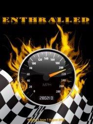 Enthralled Magazine Vol 1 Issue 7 - Velocity