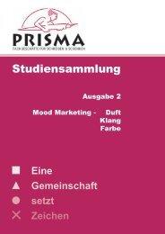 Dufteinsatz- möglichkeiten - Prisma Fachhandels AG