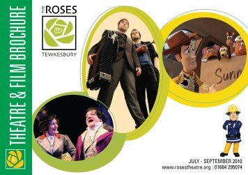 LIVE CINEMA from the National Theatre - Tourismleafletsonline.com