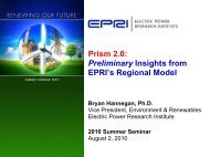 Prism 2.0 - Electric Power Research Institute