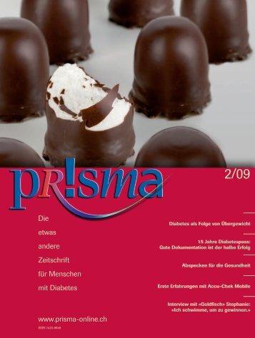 Manege frei… …für das neuste Insulinpumpen ... - Prisma-Online