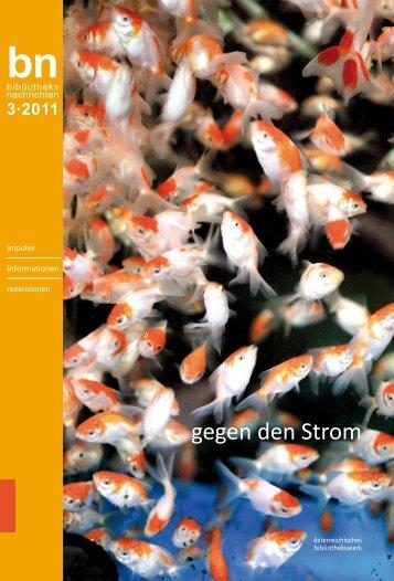 3·2011 - Österreichisches Bibliothekswerk