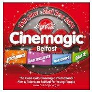 The Coca-Cola Cinemagic International Film & Television Festival ...
