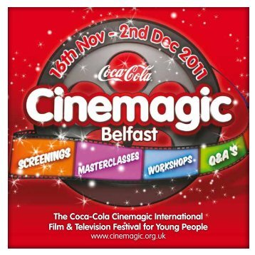 The Coca-Cola Cinemagic International Film & Television Festival ...