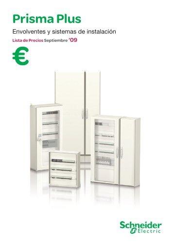 Prisma Plus - Schneider Electric