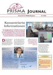 JOURNAL - Prisma Fachhandels AG